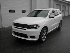 New 2019 Dodge Durango GT AWD Sport Utility Littleton NH