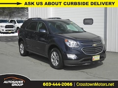 Used 2017 Chevrolet Equinox LT SUV Littleton, NH