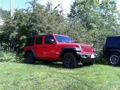 New 2019 Jeep Wrangler UNLIMITED SPORT 4X4 Sport Utility Littleton NH