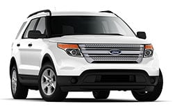 Ford Explorer Dealer Serving Sparta TN