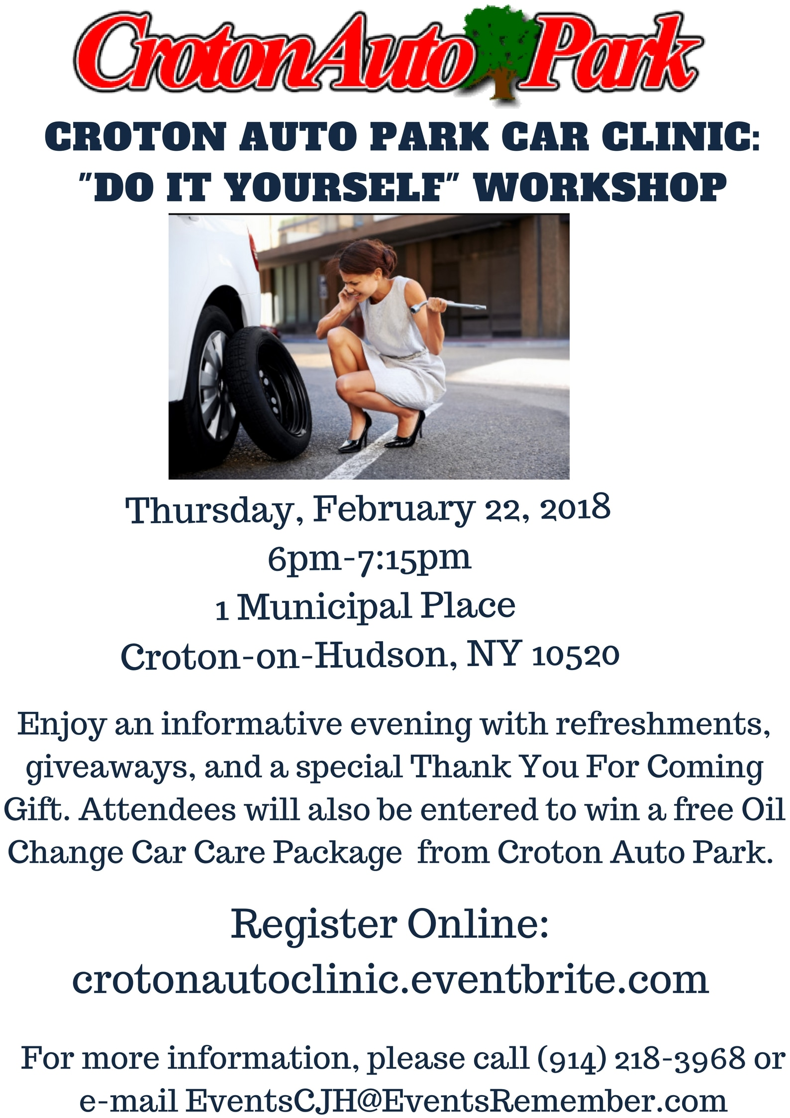 Our community involvement croton auto park in croton ny we solutioingenieria Images