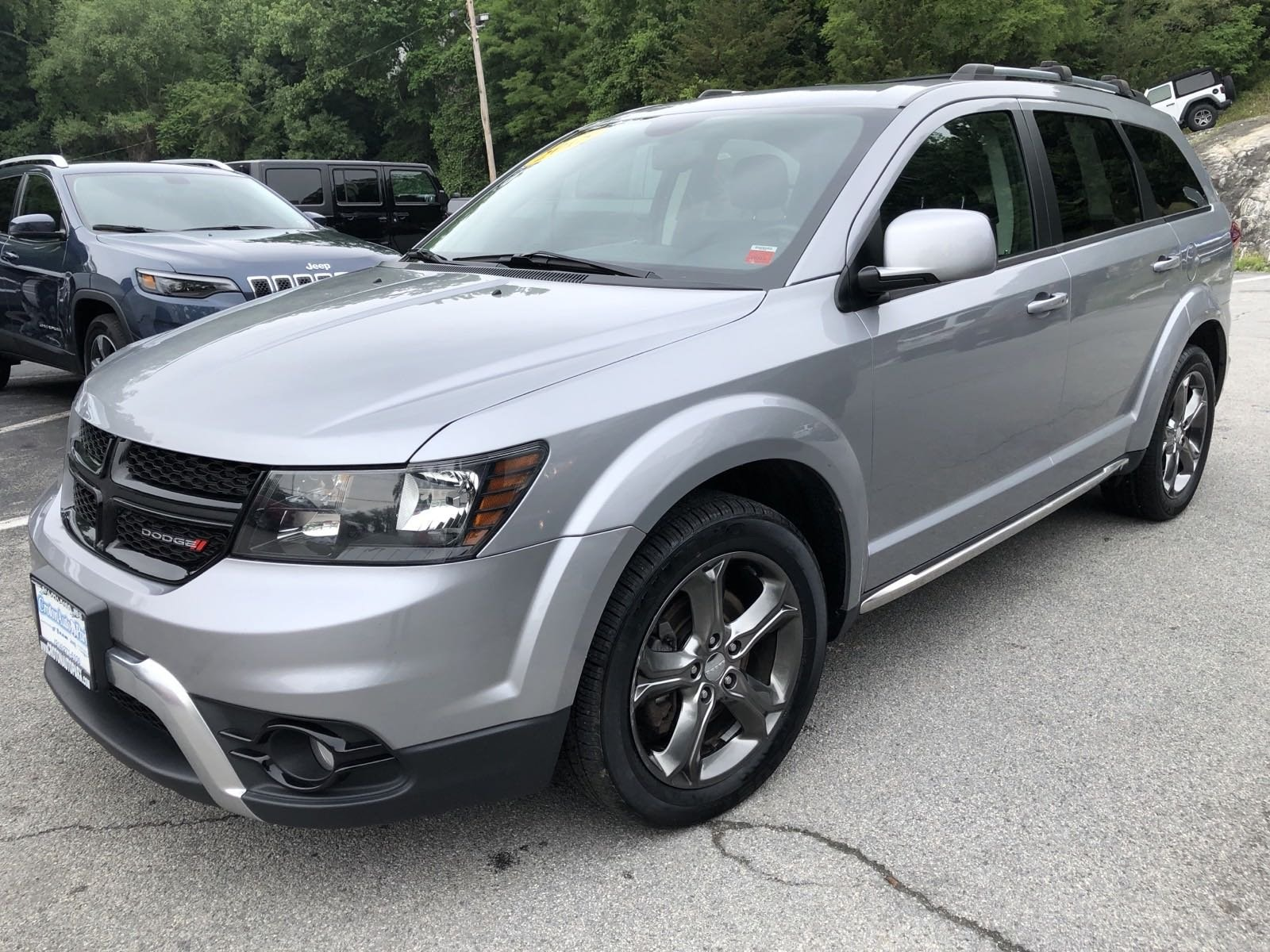 2015 Dodge Journey Crossroad AWD  Crossroad