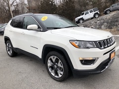 Used 2017 Jeep Compass Limited Limited 4x4 in White Plains