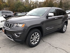 Used 2015 Jeep Grand Cherokee Limited 4WD  Limited in White Plains