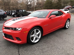 Used 2014 Chevrolet Camaro SS Coupe in White Plains