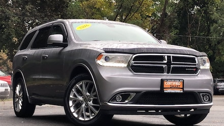 2016 Dodge Durango Limited AWD  Limited