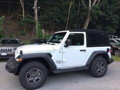 New 2018 Jeep Wrangler SPORT S 4X4 Sport Utility near White Plains
