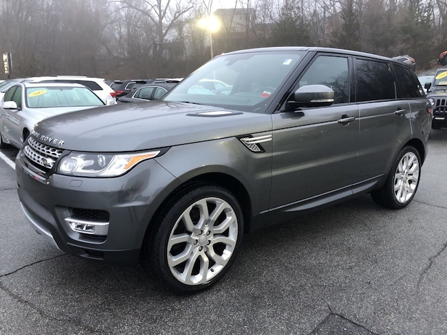 Used 2015 Land Rover Range Rover Sport HSE 4WD  HSE nearWhitePlains
