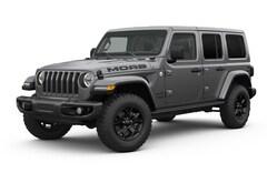 New 2019 Jeep Wrangler UNLIMITED MOAB 4X4 Sport Utility near White Plains