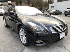 Used 2014 INFINITI Q60 Coupe 2DR AWD Auto AWD in White Plains