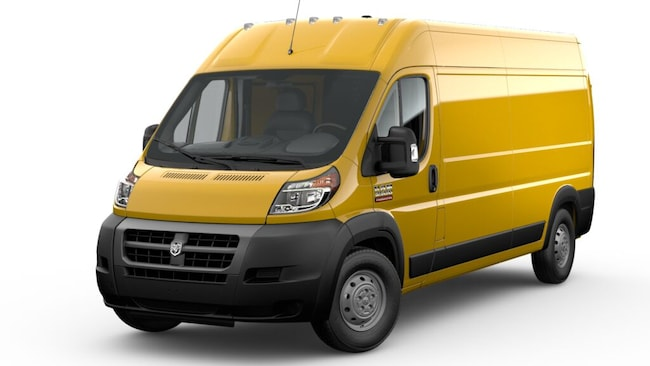 New 2018 Ram ProMaster 3500 CARGO VAN HIGH ROOF 159 WB Cargo Van near White Plains