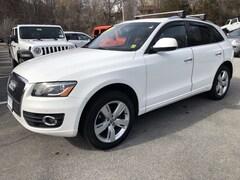Used 2012 Audi Q5 2.0T Premium Plus quattro  2.0T Premium Plus in White Plains