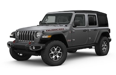 New 2018 Jeep Wrangler UNLIMITED RUBICON 4X4 Sport Utility near White Plains