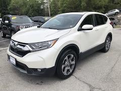 2018 Honda CR-V EX EX AWD