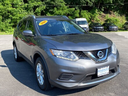 2016 Nissan Rogue SV AWD  SV