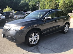 Used 2013 Acura RDX 4DR AWD AWD in White Plains