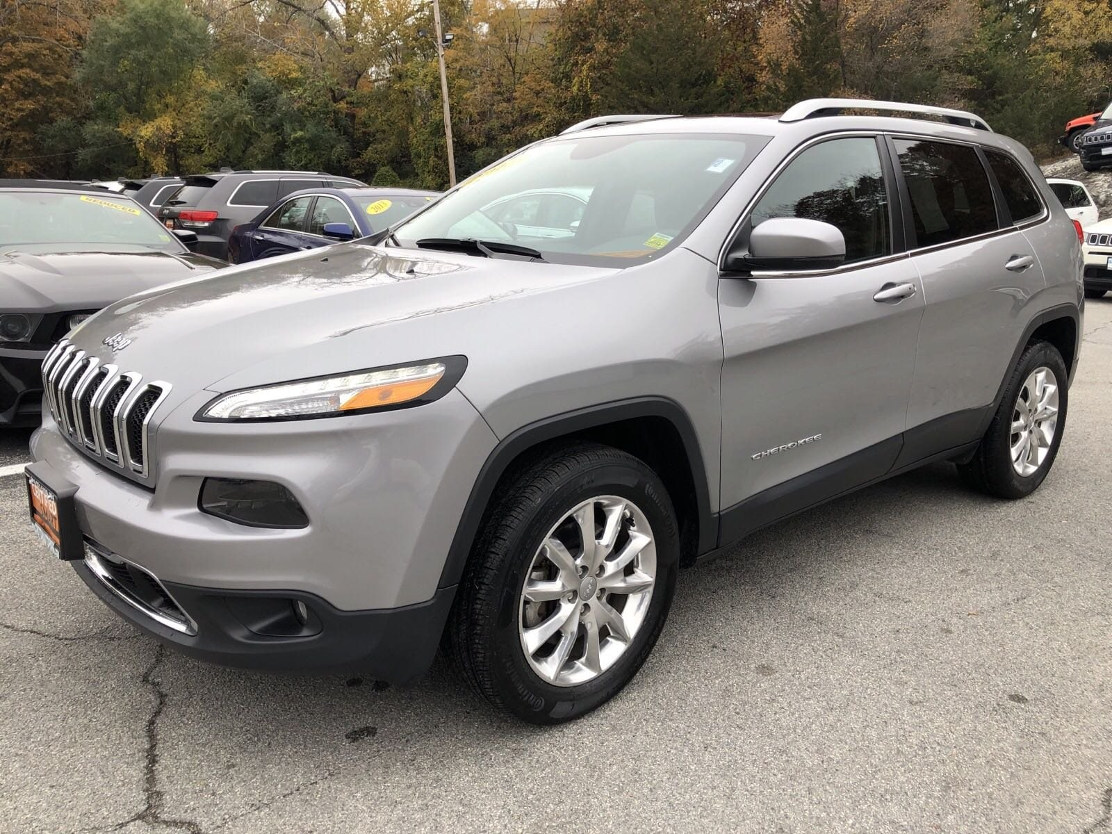 2016 Jeep Cherokee Limited 4WD  Limited