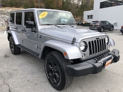 Used 2015 Jeep Wrangler Unlimited Altitude 4WD  Altitude in White Plains