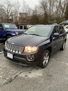 Used 2017 Jeep Compass High Altitude High Altitude 4x4 *Ltd Avail* in White Plains