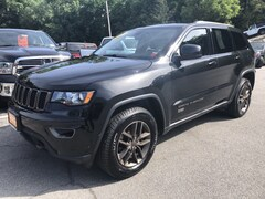 Used 2016 Jeep Grand Cherokee 75th Anniversary 4WD  75th Anniversary in White Plains