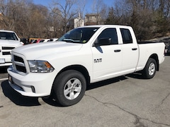 Used 2016 Ram 1500 Express 4WD Quad Cab 140.5 Express in White Plains