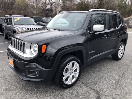 2016 Jeep Renegade Limited 4WD  Limited