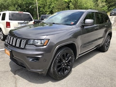Used 2017 Jeep Grand Cherokee Altitude Altitude 4x4 *Ltd Avail* in White Plains