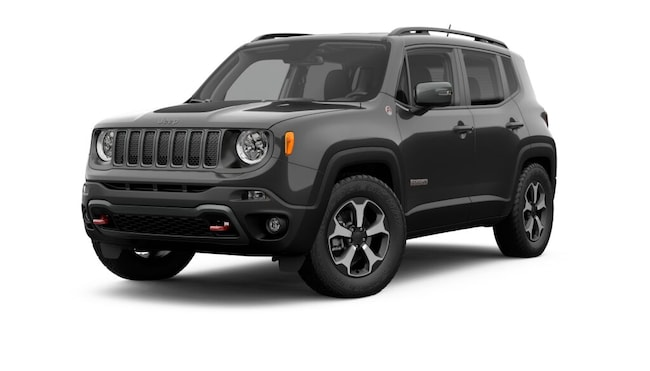 New 2019 Jeep Renegade TRAILHAWK 4X4 Sport Utility near White Plains