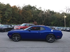 New 2018 Dodge Challenger SXT PLUS Coupe near White Plains