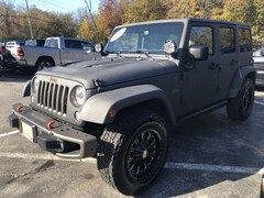 Used 2017 Jeep Wrangler Unlimited 75th Anniversary 75th Anniversary 4x4 *Ltd Avail* in White Plains