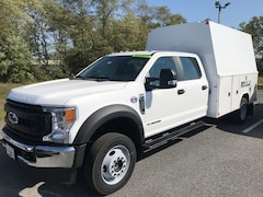 New 2020 Ford Chassis Cab F-450 XL 11' Reading Enclosed Service Body Commercial-truck near Westminster