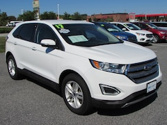 Certified 2017 Ford Edge SEL SUV near Westminster