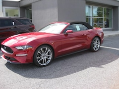 New 2020 Ford Mustang Ecoboost Premium Convertible near Westminster