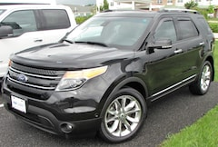 Used 2014 Ford Explorer Limited SUV in Taneytown, MD