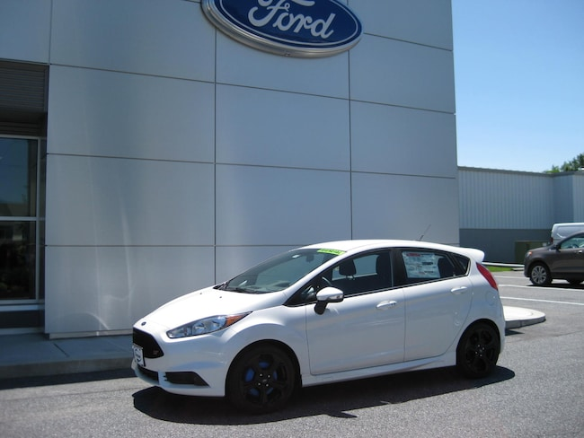 New 2019 Ford Fiesta ST Hatchback Taneytown