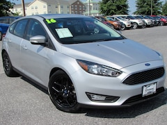 Used 2016 Ford Focus SE Hatchback in Taneytown, MD