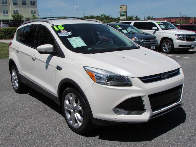 Used 2015 Ford Escape Titanium SUV Taneytown