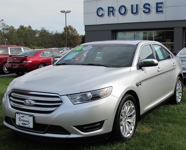 Used 2018 Ford Taurus Limited Sedan Taneytown