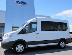 Used 2017 Ford Transit Vanwagon XLT Wagon in Taneytown, MD