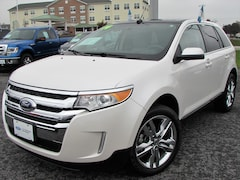 Certified 2014 Ford Edge Limited SUV near Westminster