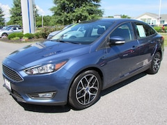Used 2018 Ford Focus SEL Sedan Taneytown