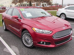 Used 2013 Ford Fusion Titanium Sedan in Taneytown, MD