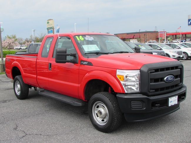 Used 2016 Ford F-250 XL Truck Super Cab Taneytown