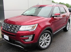 Certified 2017 Ford Explorer Limited SUV near Westminster