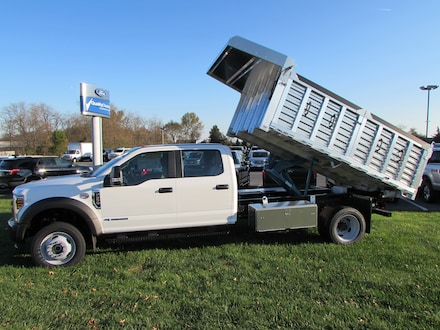 2019 Ford Chassis Cab F-550 XL 11' Eby Landscape  Commercial-truck