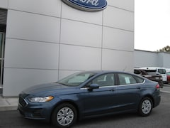 New 2019 Ford Fusion S Sedan near Westminster