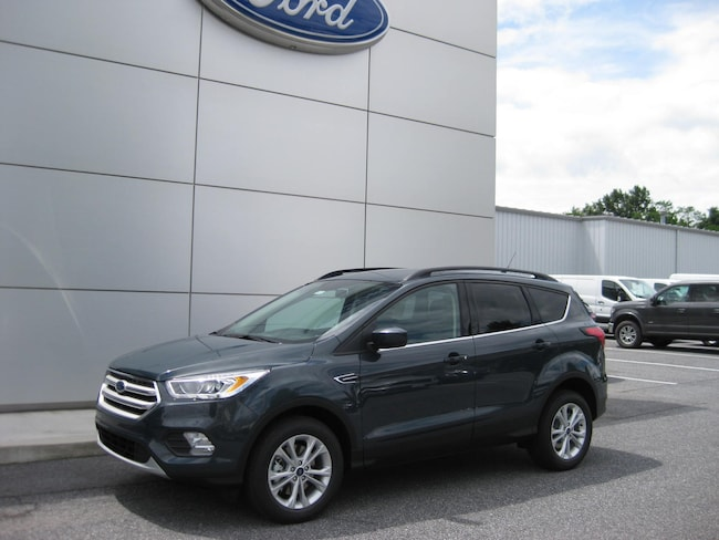 New 2019 Ford Escape SEL SUV Taneytown