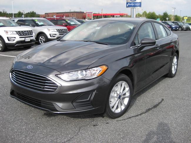 New 2019 Ford Fusion SE Sedan Taneytown