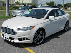 Certified 2016 Ford Fusion Titanium Sedan near Westminster
