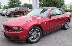 Used 2010 Ford Mustang V6 Premium Convertible in Taneytown, MD